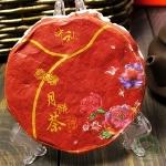 Белый Пуэр 2009 г Юннань Ци Цзи,100 г