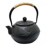"""Чугунный чайник""""Цветок"""" 1200 мл"""