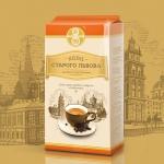 Кофе Кава Старого Львова Сніданкова 250 г молотый