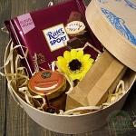 Подарочный набор в деревянной коробке Prezent zv3