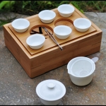 """Дорожный набор для чайной церемонии """"Бамбук"""""""