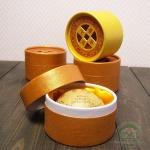 Подарочная коробка для пуэра 100 грамм (точа)