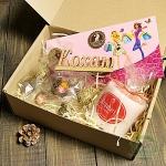 """Подарочный набор в коробке """"Цветок"""""""