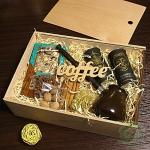 """Подарочный набор в деревянном ящике """"Эверест"""""""
