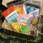 """Подарочный набор в коробке """"Рождественский огонек"""""""