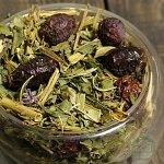 Иван-чай (кипрей) с шиповником 100 г