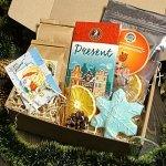 """Подарочный набор в коробке """"Рождества волшебные мгновенья…"""""""