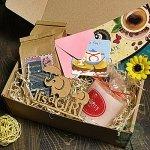 """Подарочный набор в коробке """"Мотылек"""""""