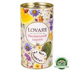 """Чай LOVARE Ловаре """"Багамский саусеп"""" 80 г тубус"""