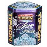 """Чай Tipson Типсон """"Снежинка"""" Голубая 100г ж/б"""