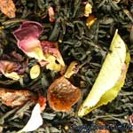 Черный чай Малиновый