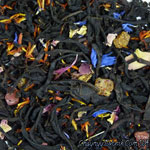 Черный чай Персиковый фламбе