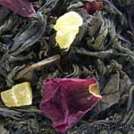 Черный чай Огонь джунглей