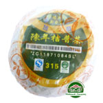Чай пуэр прессованный в мандарине рецепт №315 35г