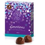 Клубника в черном шоколаде Emotions SHOUD'E
