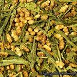 Зеленый чай Генмайча