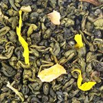 Зеленый чай Зеленая улитка с Хамийской дыней