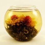 Вязаный чай Близнецы