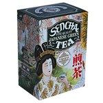 Зеленый японский чай Сенча Mlesna