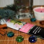 Натуральные ароматические палочки Гвоздика-Сандал