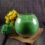 """Ароматическая свеча Shein Candles """"Мята"""" в стеклянном стакане"""