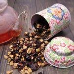 Фруктовый чай Бабушкина корзина