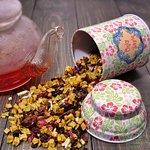 Фруктовый чай Прилив свежести