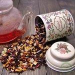 Фруктовый чай Пина Колада