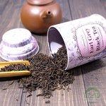 Черный чай Граф Грей